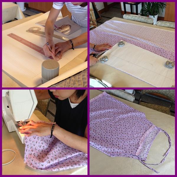 縫い物 4