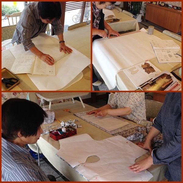 縫い物教室