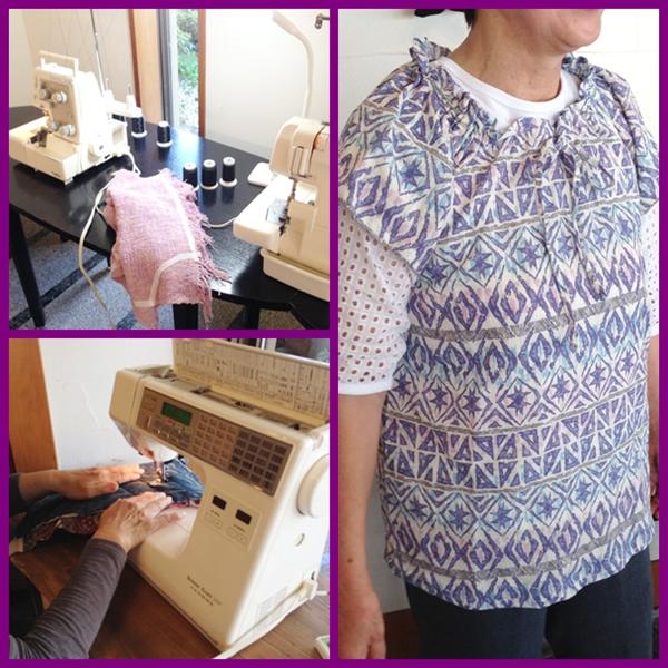 縫い物教室9月