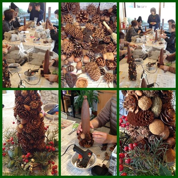 木の実クリスマス