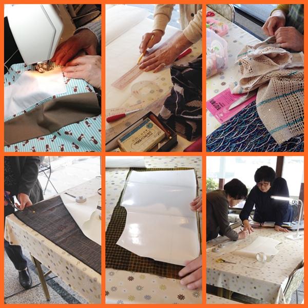 縫い物 4月