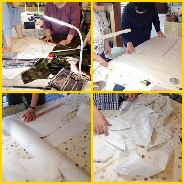 縫い物教室 6月