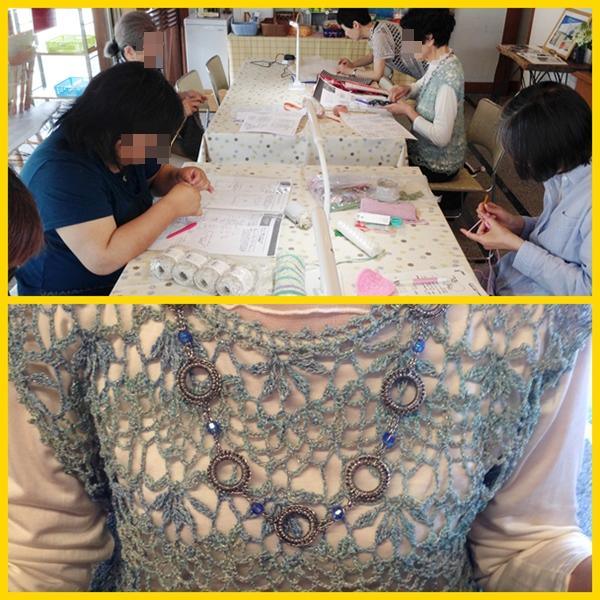編み物 6月